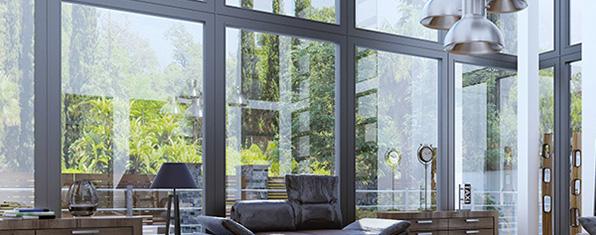 广东铝合金门窗如何搭配家居装修风格呢?