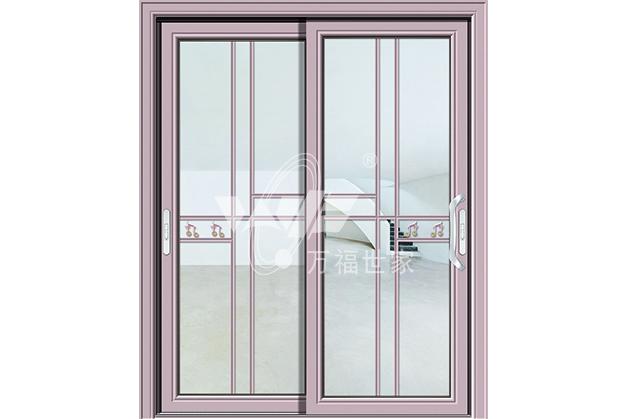 高端铝合金门窗